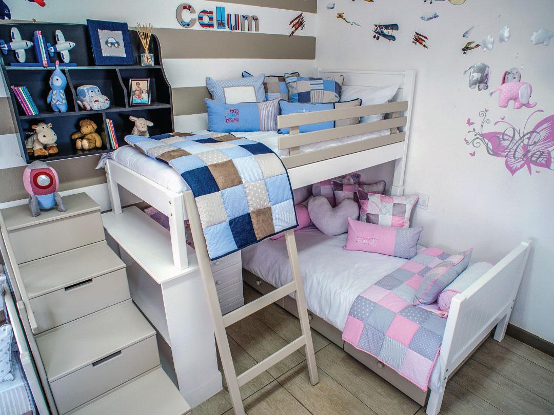 Picture of: L Shape Bunk Bed Dream Furniture