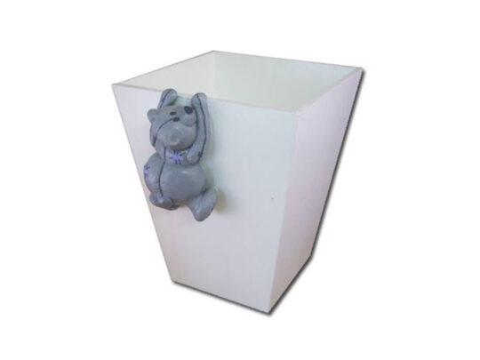 Climbing Bear Dustbin - Dream Furniture