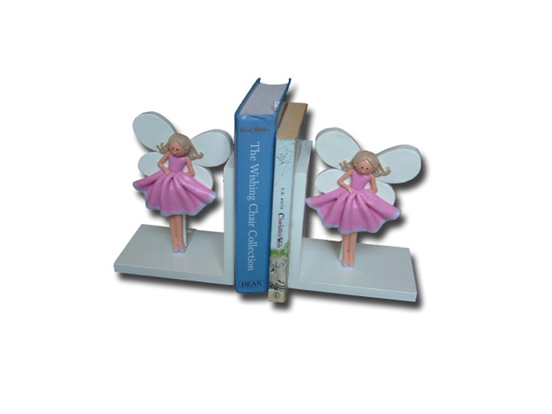 Fairy Fantasy Book Ends - Dream Furniture