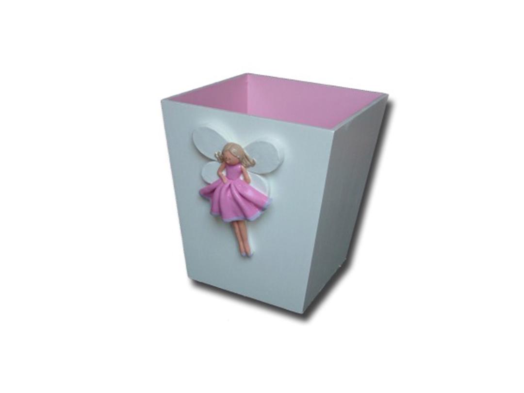 Fairy Fantasy Dustbin - Dream Furniture