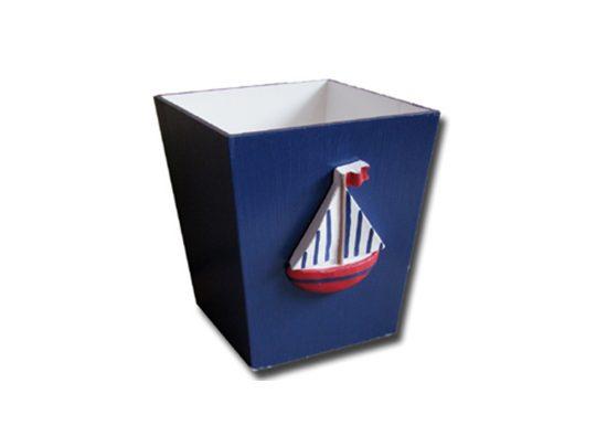 Nice n Nautical Dustbin - Dream Furniture