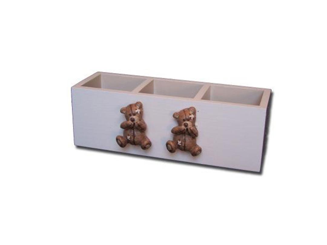 Scruffy Bear Caddy - Dream Furniture